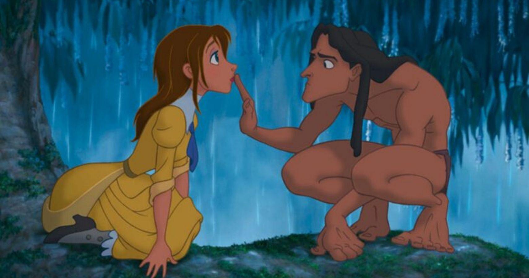 Disney: 10 Things That Don't Make Sense About Tarzan
