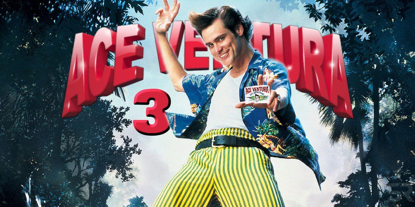 screenrant.comWhy Ace Ventura 3 Was Never Made