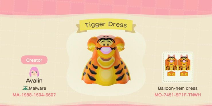 Animal Crossing New Horizons Best Player Created Clothes