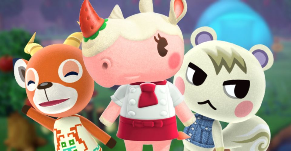 Animal Crossing New Horizons Best Villagers To Invite To Your Island