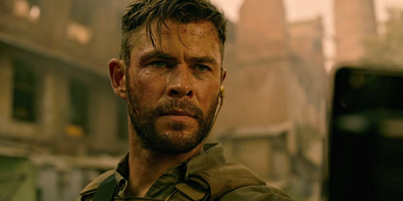 Netflix Chris Hemsworth
