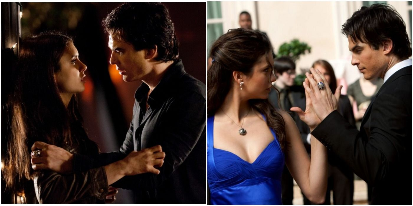 Dating elena start when damon does What Episode