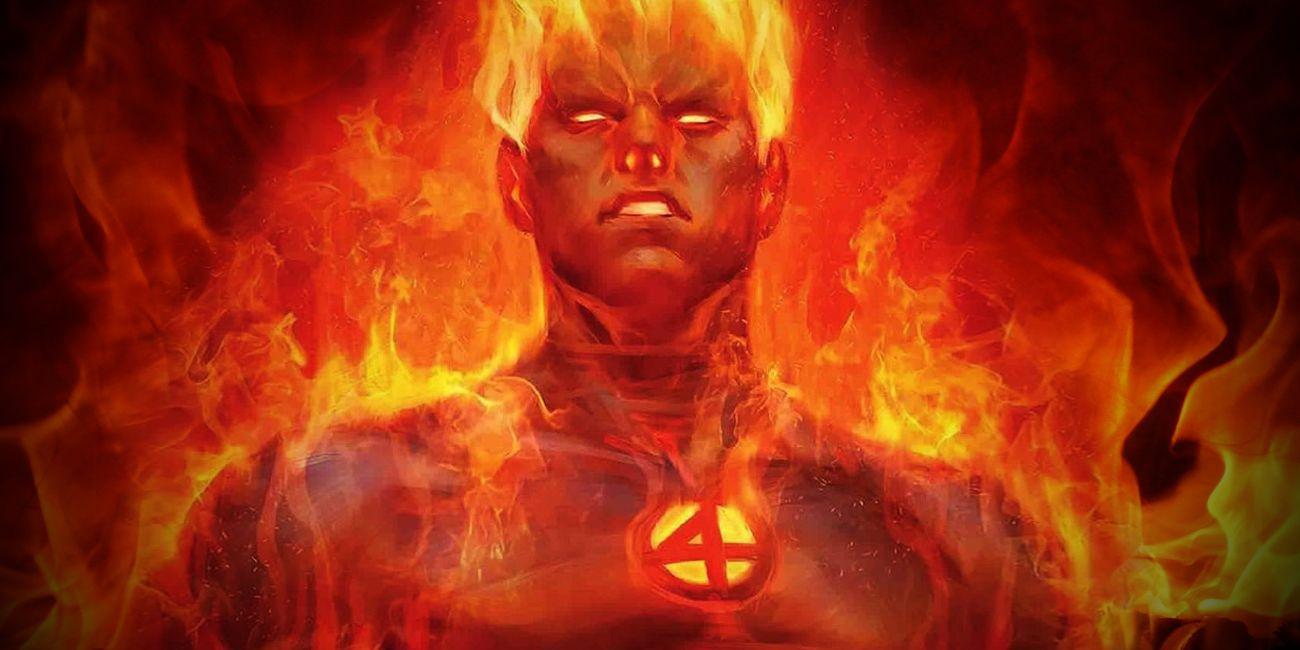 Human Torch | Superhero Wiki | Fandom powered by Wikia