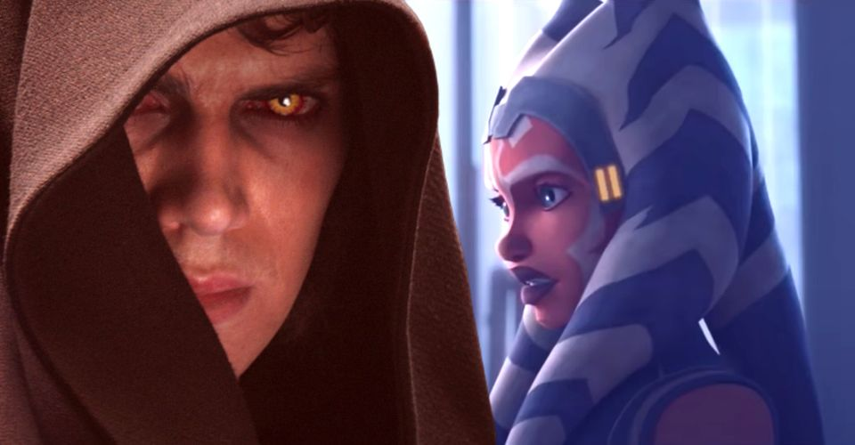 Clone Wars What Ahsoka Wanted To Tell Anakin During Revenge Of The Sith
