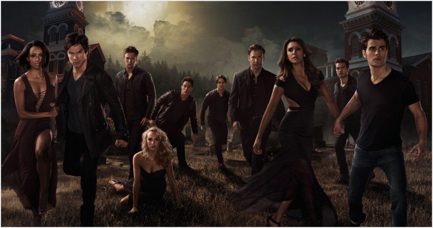 Serienstream Vampire Diaries