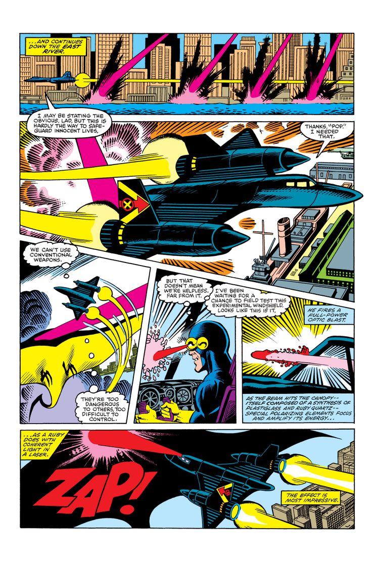 The X-MEN's Jet is Secretly Cyclops' Greatest Weapon