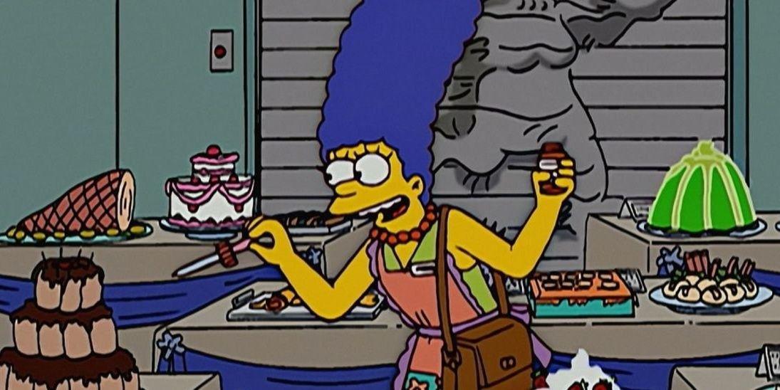 Os Simpsons: Por que Marge ficou cada vez pior 4