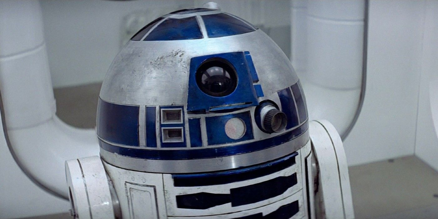 Star Wars' R2-D2 Plot Hole Confused Even Mark Hamill
