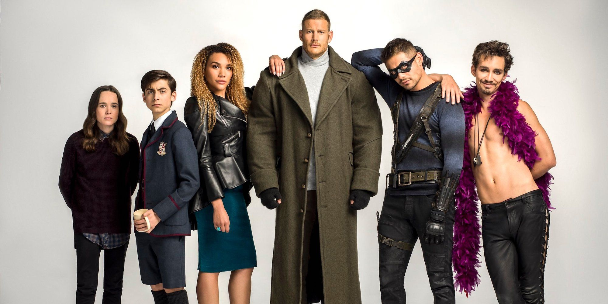 Umbrella Academy Teases Big Setting Change, New Characters in Season 2
