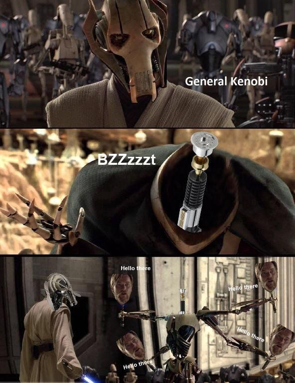 Star Wars 10 Revenge Of The Sith Memes That Are Too Hilarious For Words