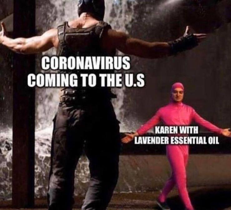 Bane Meme