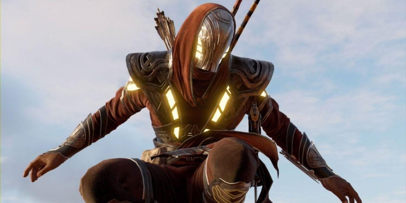 Assassin S Creed Origins Where To Find The Secret Armor Isu
