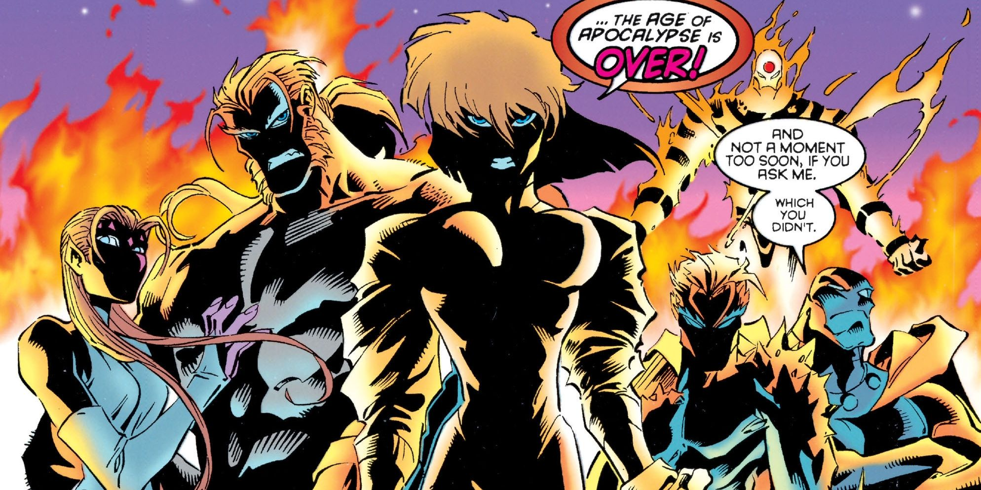 Why X-Men's 'Age of Apocalypse' is Such a Good Marvel Event