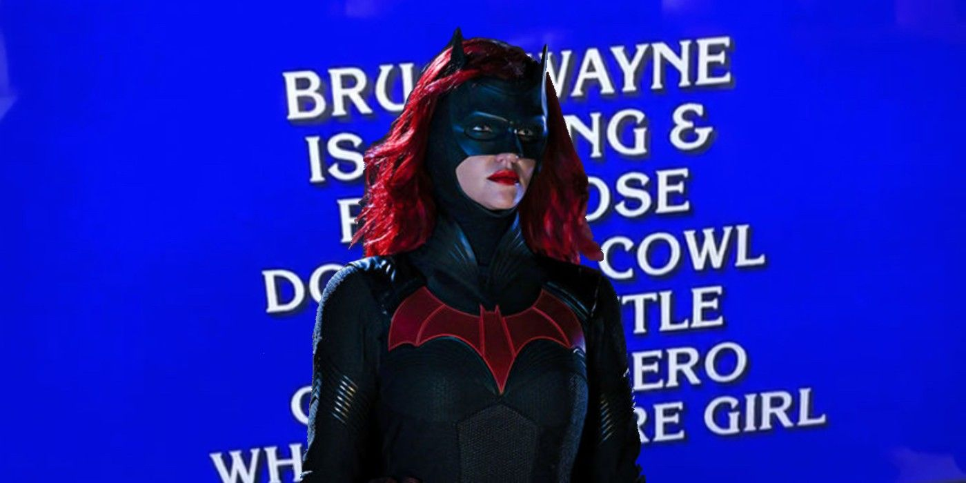 Jeopardy's Batwoman Clue Is Awkwardly Timed (& Way Too Easy)