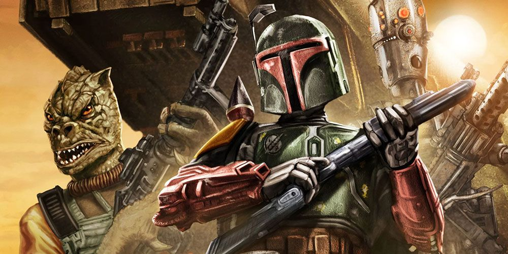 Star Wars: 10 Things You Never Knew About Bossk The Bounty Hunter