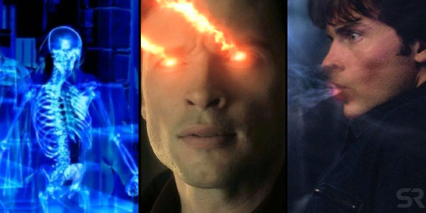 Smallville: How Clark Discovered Every Superman Power (& When)