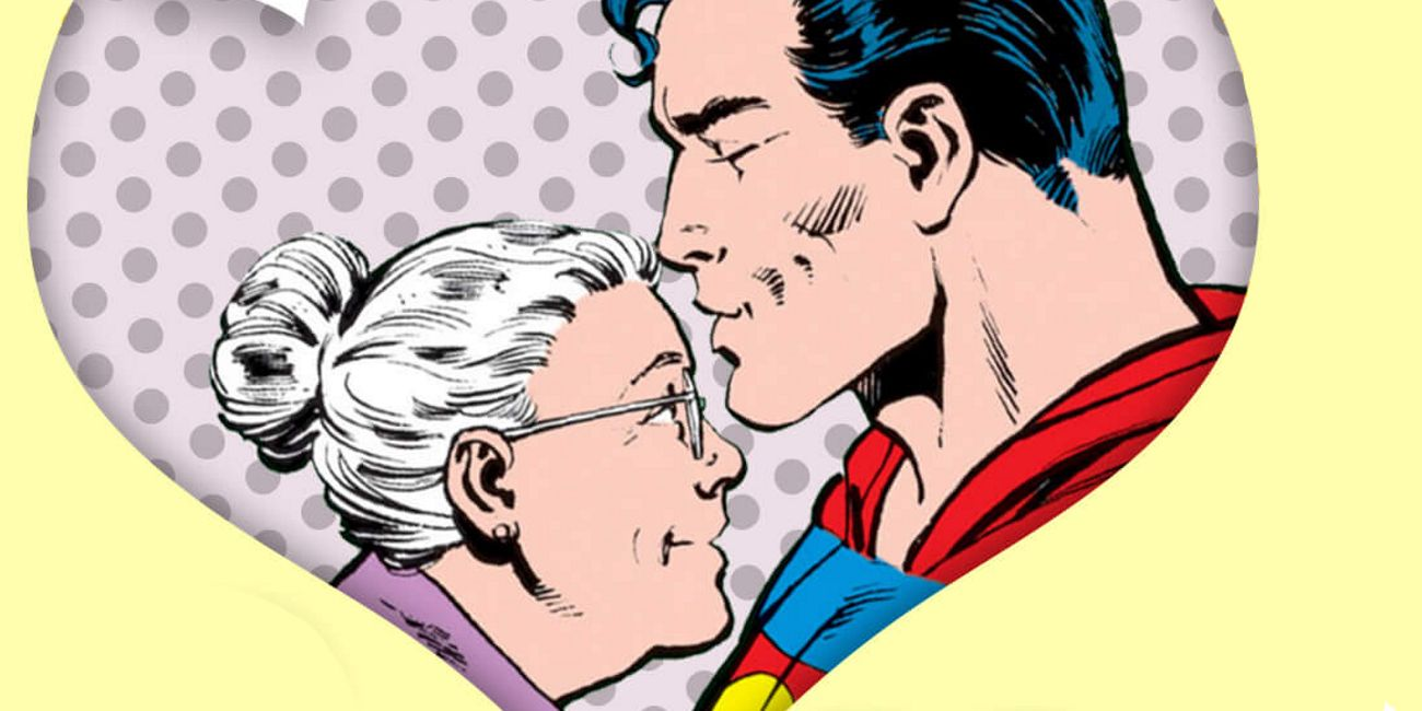 Celebrate Mother's Day With Help From DC UNIVERSE   Screen Rant