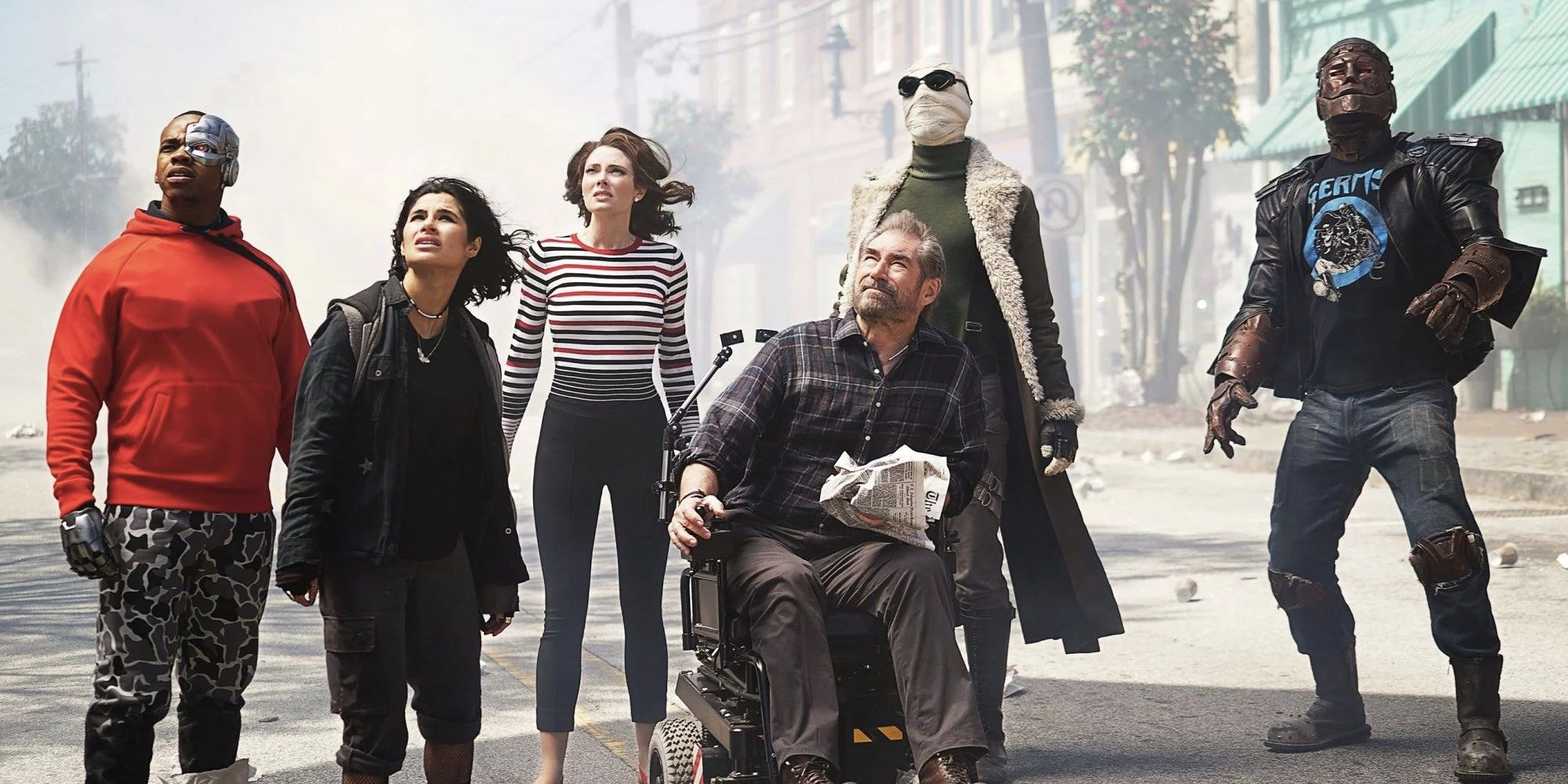 Why Doom Patrol Is Only Dc Universe Series On Hbo Max