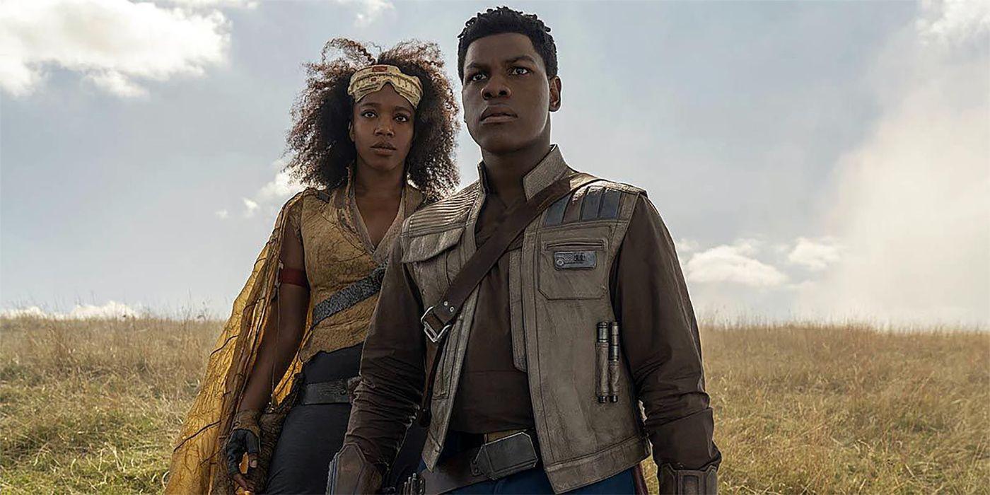 Finn Loved Jannah Not Rey In Rise Of Skywalker Screen Rant