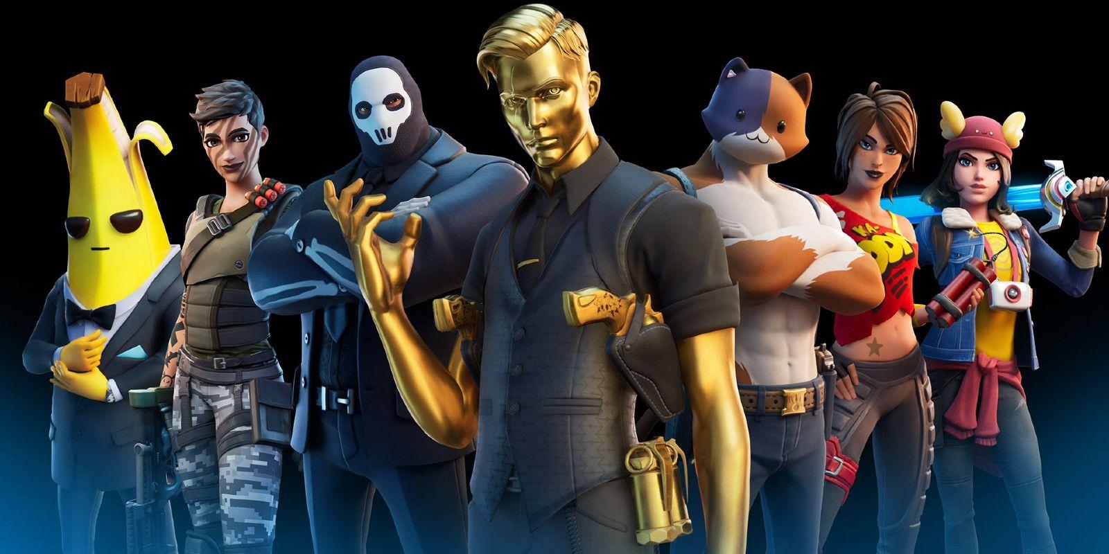 Fortnite Will Begin Using Unreal Engine 5 In 2021   Screen Rant