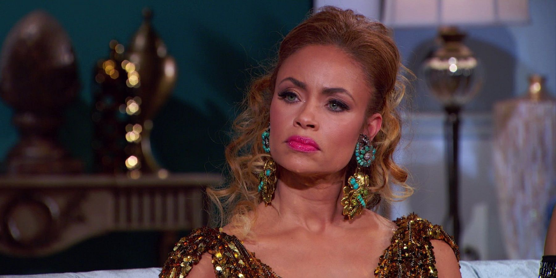 RHOP: Gizelle Bryant Reveals Why Relationship With Jamal Didn't Work