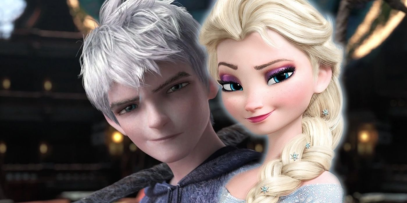 Is Elsa In Love With Jack Frost Frozen Theory Explained