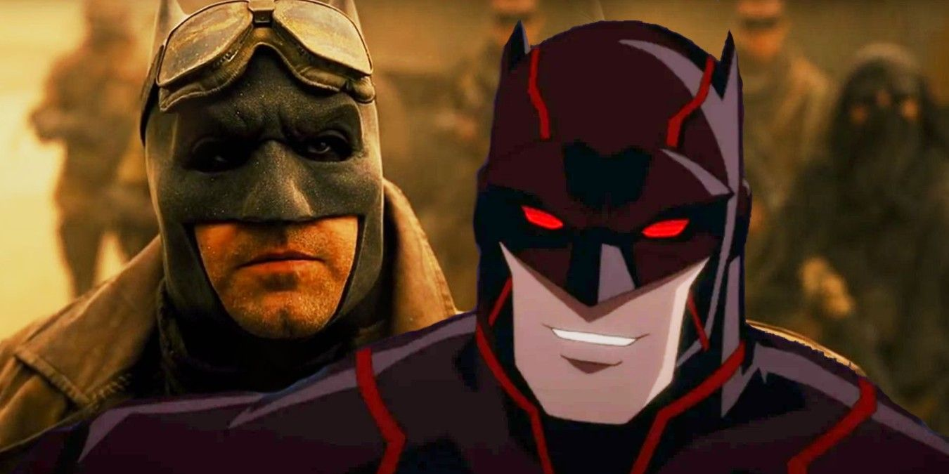 Apokolips War Is Snyder S Knightmare But With Batman Superman Swapped