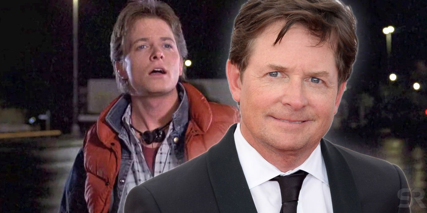 What Michael J. Fox Has Done Since Back To The Future