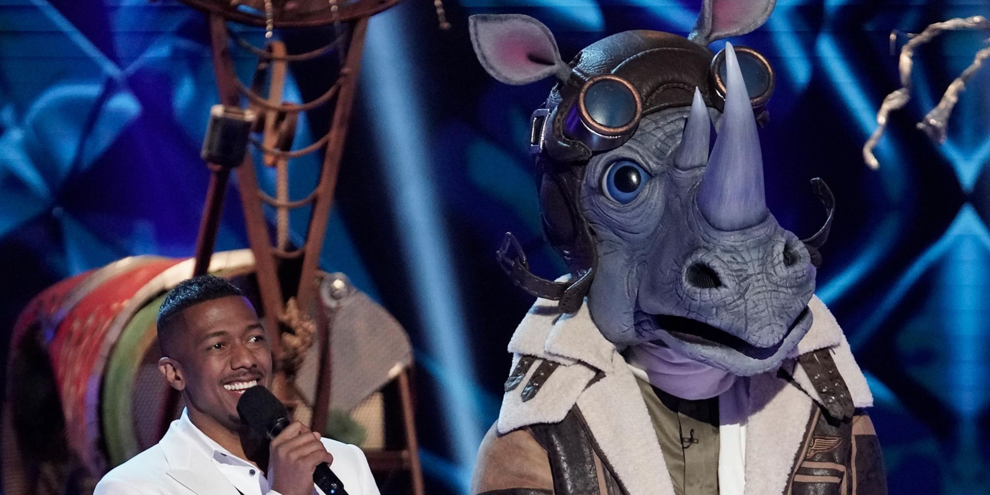 Masked Singer: Rhino Revealed to Be Former Giants Pitcher Barry Zito