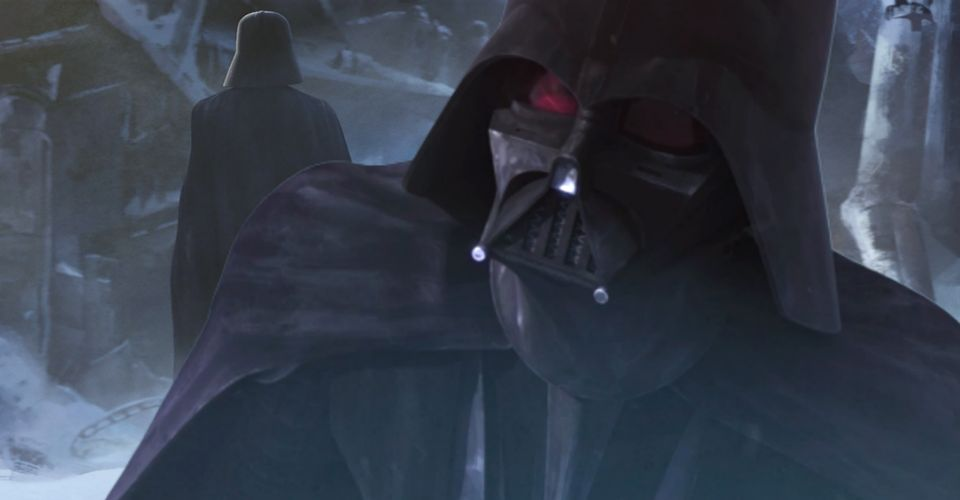 Clone Wars Season 7: WHEN Darth Vader's Scene Takes Place In The ...