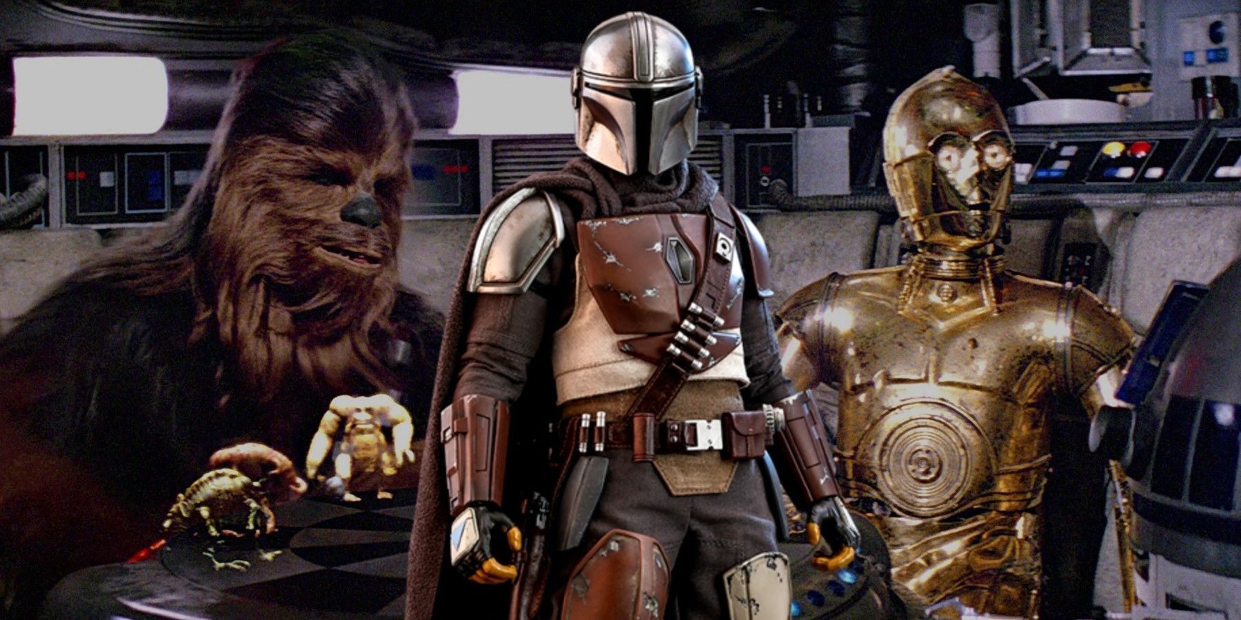 Mandalorian Seasons 2 & 3 Bring Back Original Star Wars VFX Producer