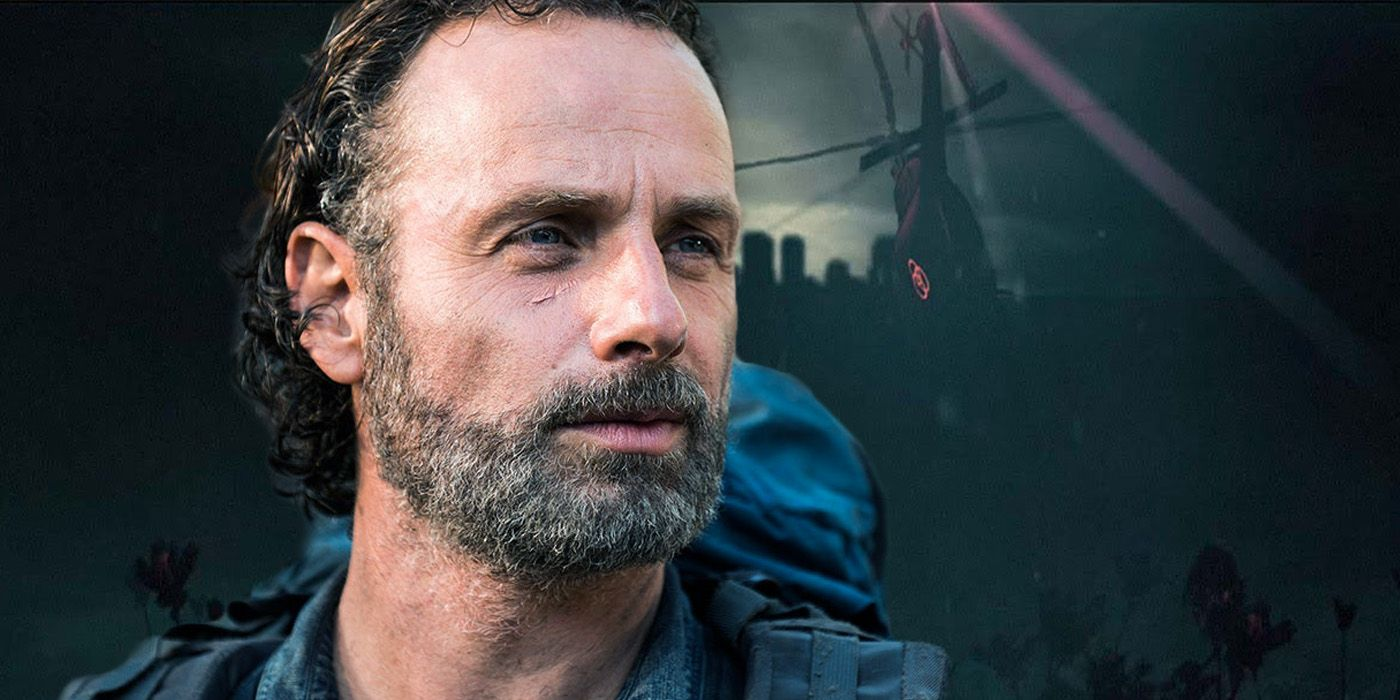 Walking Dead Creator Gives Update on Rick Grimes' Spin-Off Movie