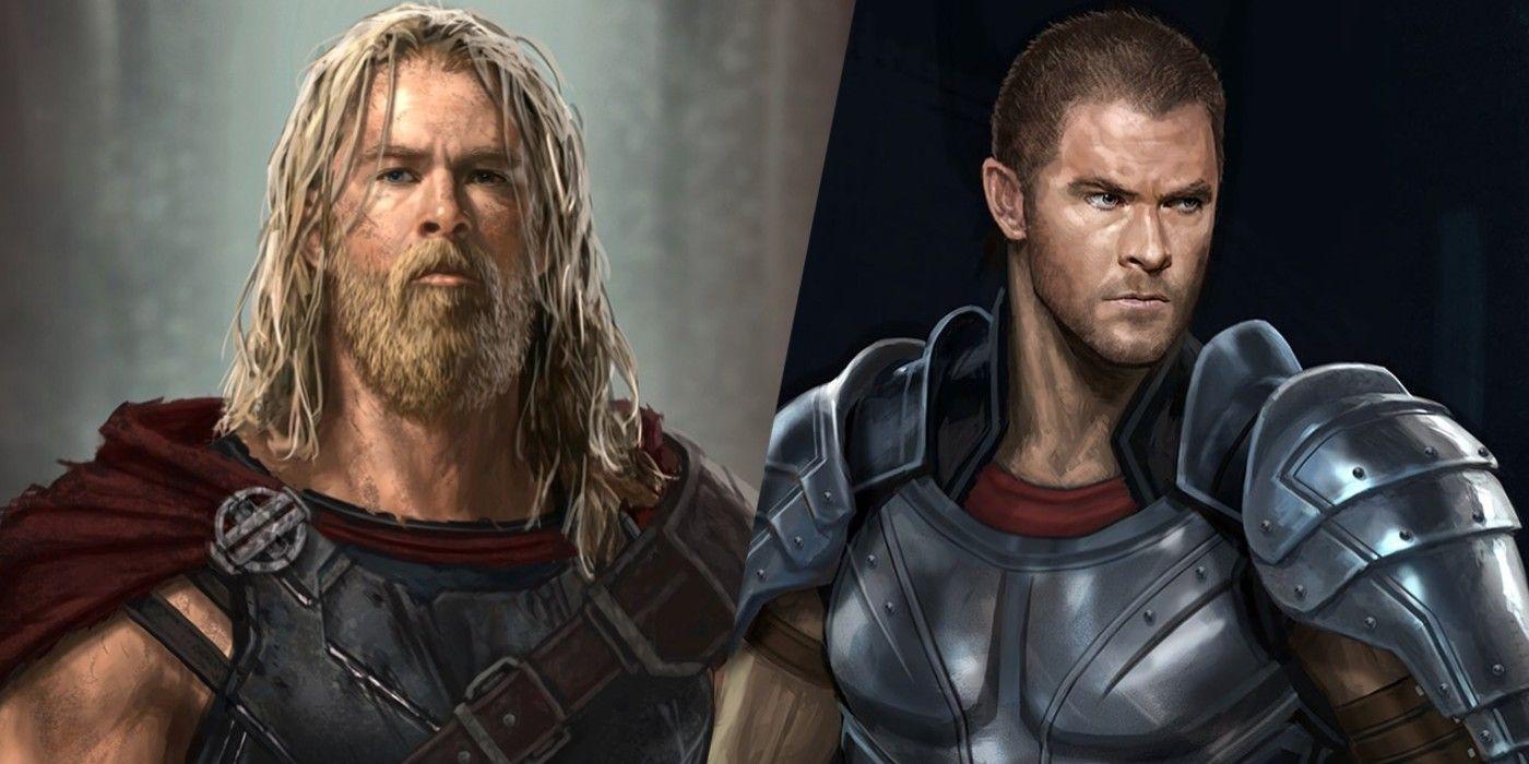 Bald Thor