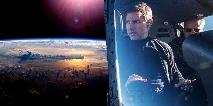 Project-X Tom Cruise il nuovo film ambientato nello spazio