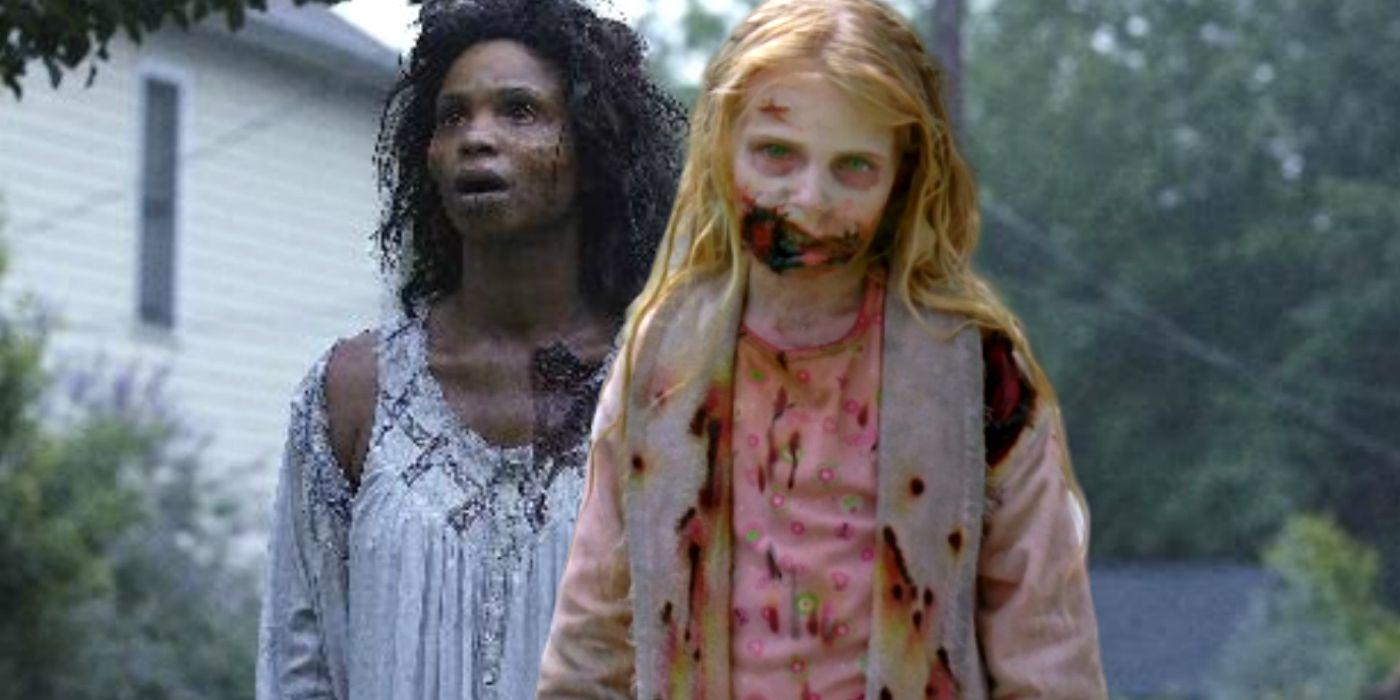 The Walking Dead's Smart Zombies Are A Season 1 Plot Hole
