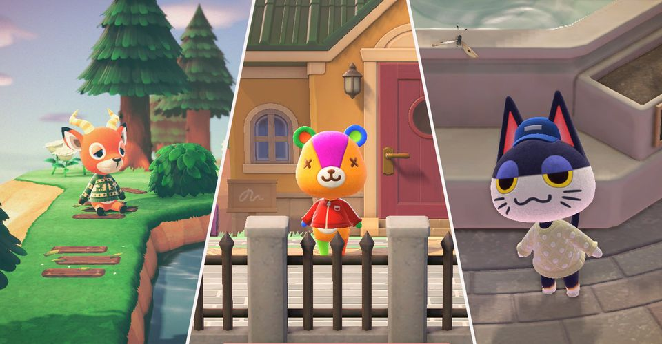 Animal Crossing New Horizons The 15 Best Lazy Villagers