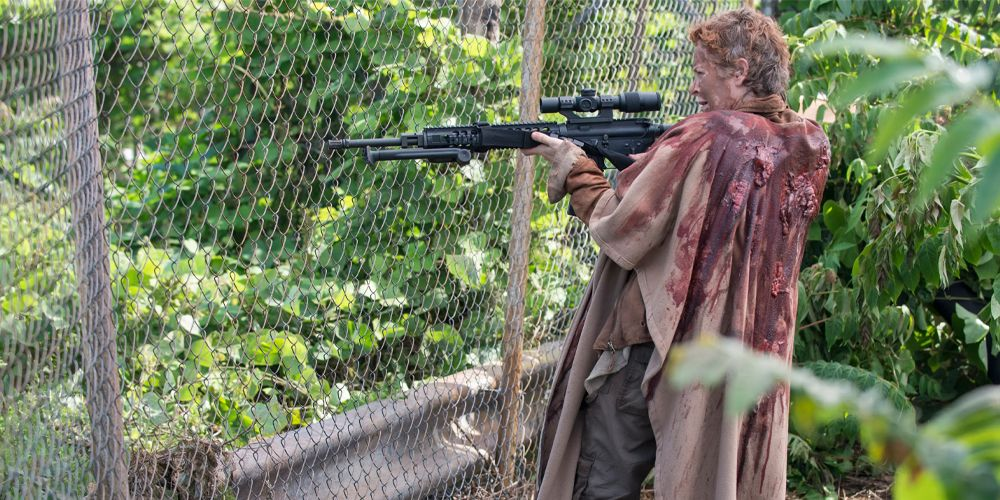 The Walking Dead: 10 Ways Carol Has Changed Since Season 1