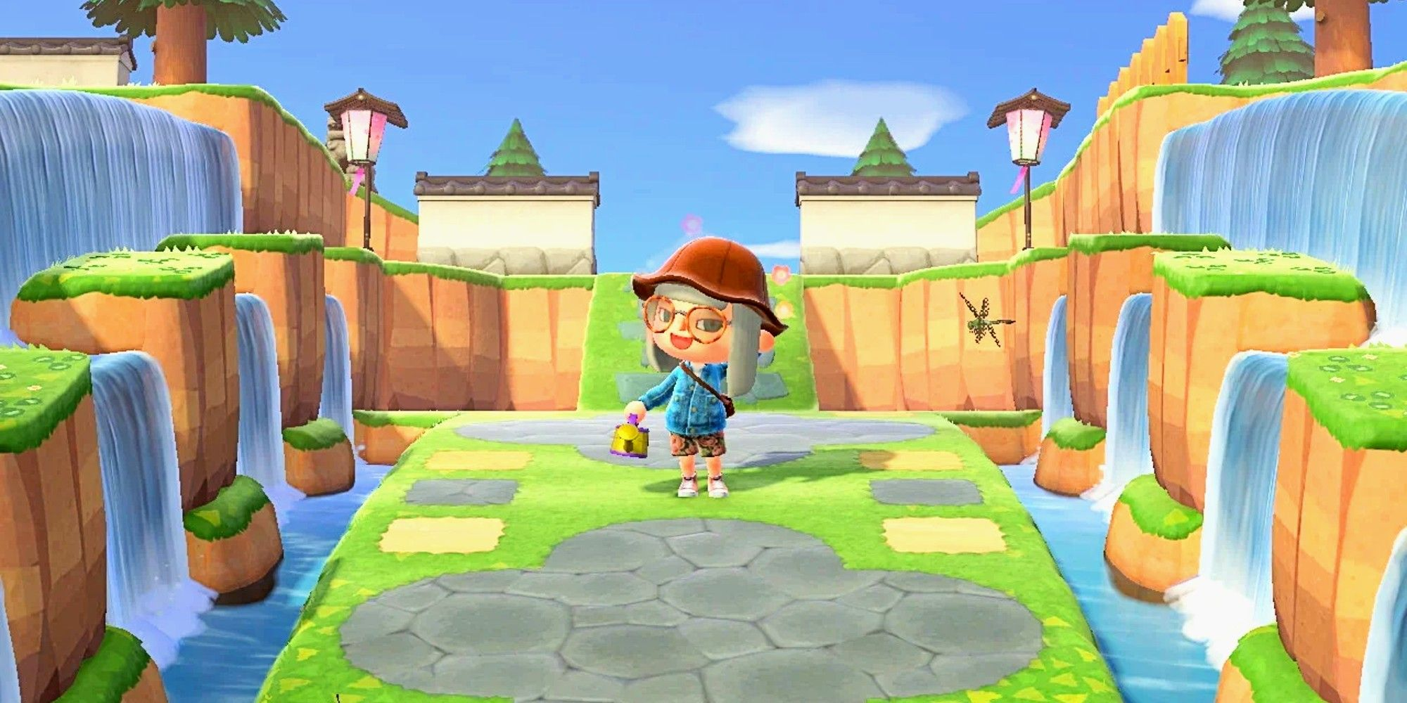 Animal Crossing: New Horizons - Island Entrance Design Tips