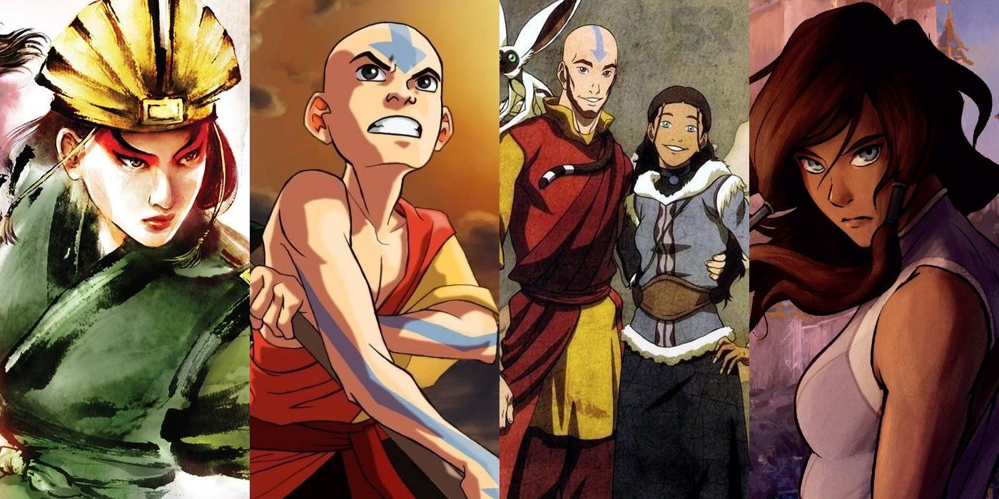 Second Chances | Avatar: The Last Airbender / The Legend