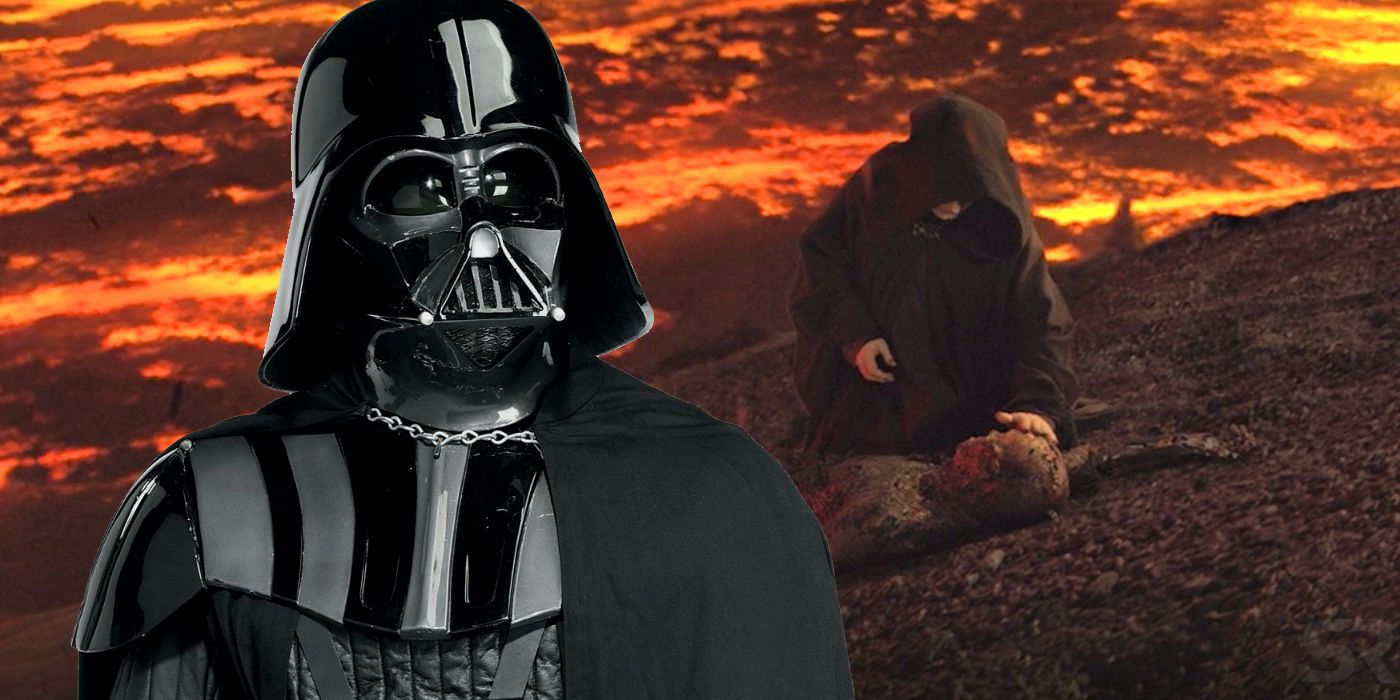 Star Wars: Why Palpatine Really Saved Darth Vader On Mustafar