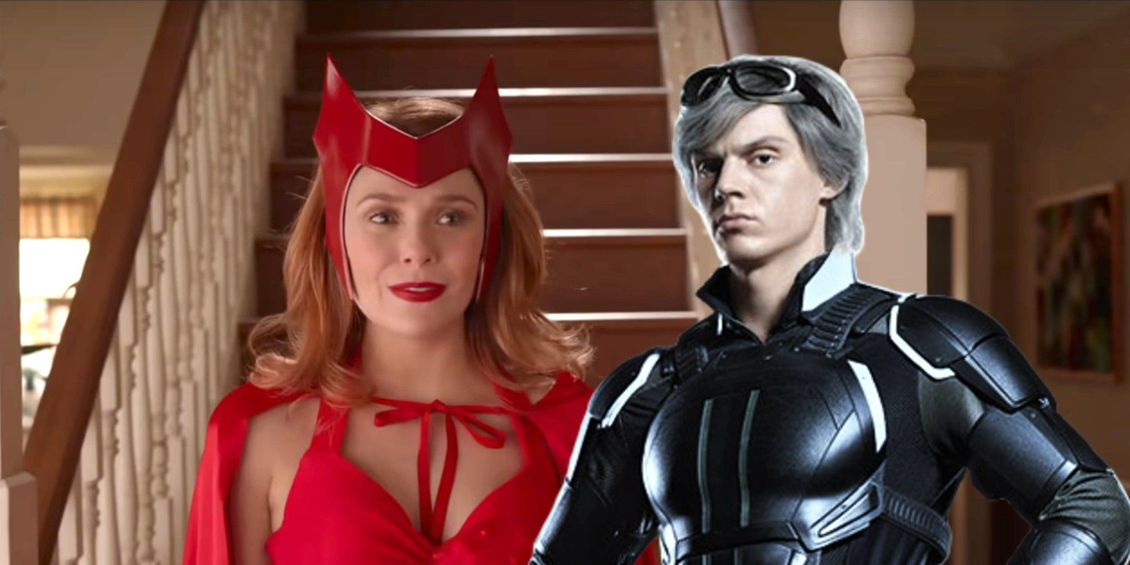 Marvel's WandaVision Reportedly Casts X-Men's Evan Peters In Mystery Role