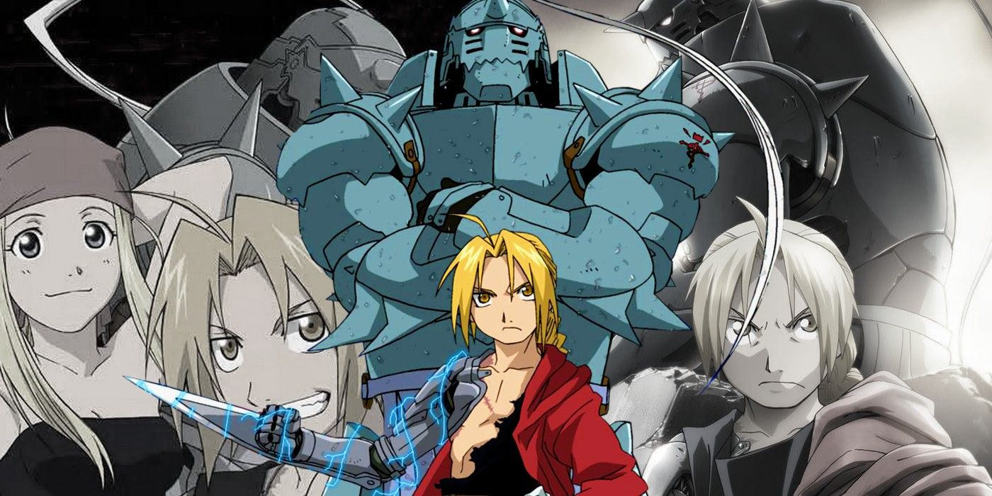 How Fullmetal Alchemist and Brotherhood Are Different