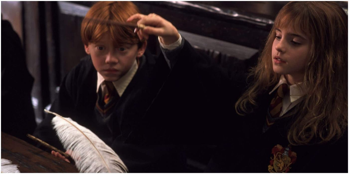 Hermione marry ron why did 7 Reasons