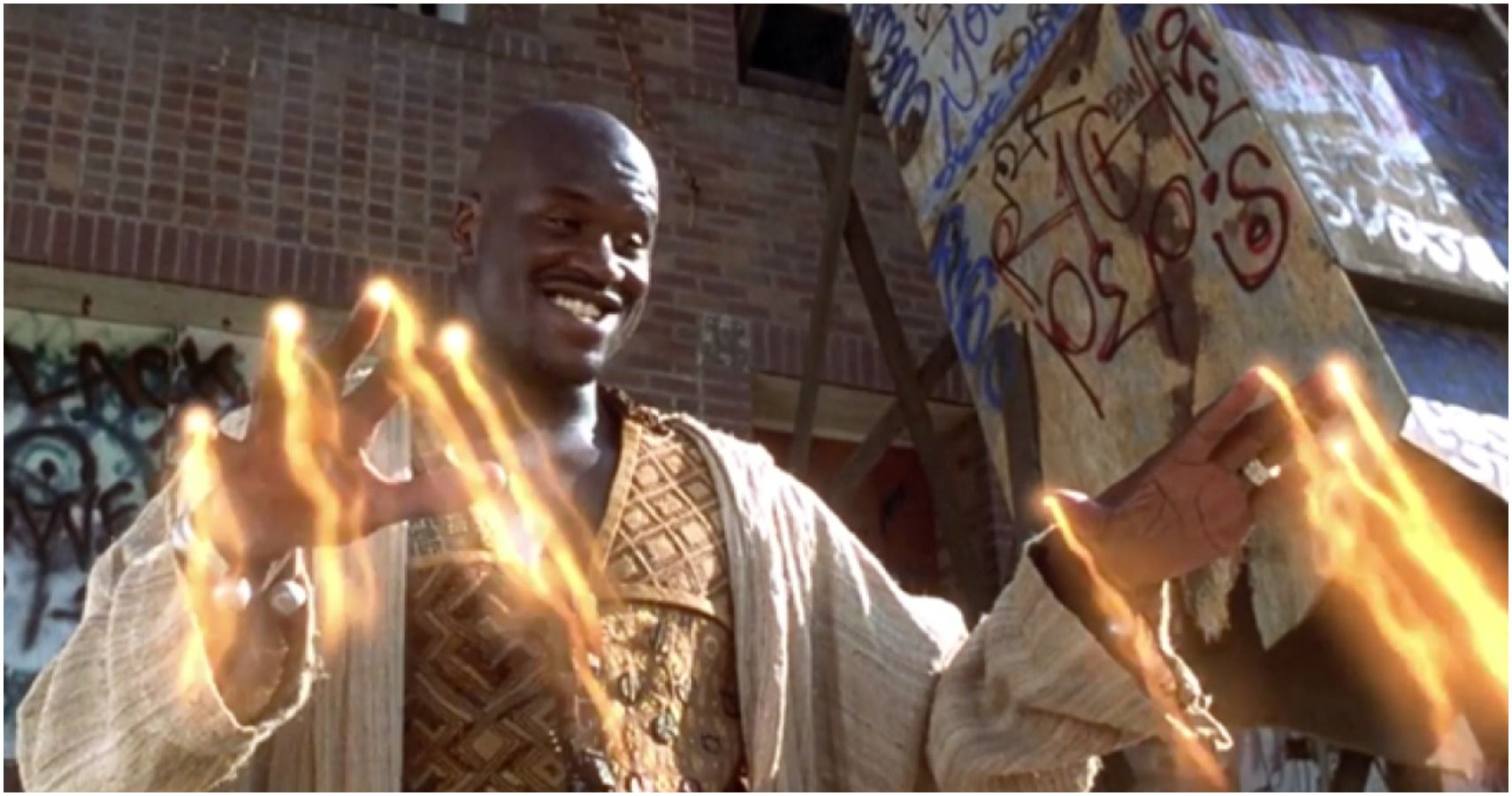 Kazaam: 10 Things People Never Knew About The Shaq Genie Movie