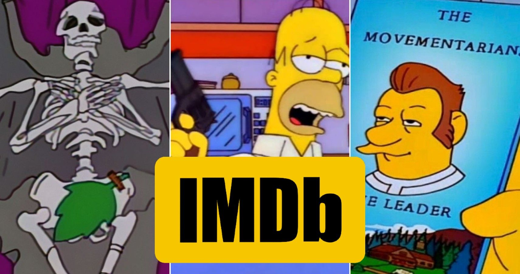 The Simpsons 10 Best Episodes Of Season 9 Ranked According To Imdb