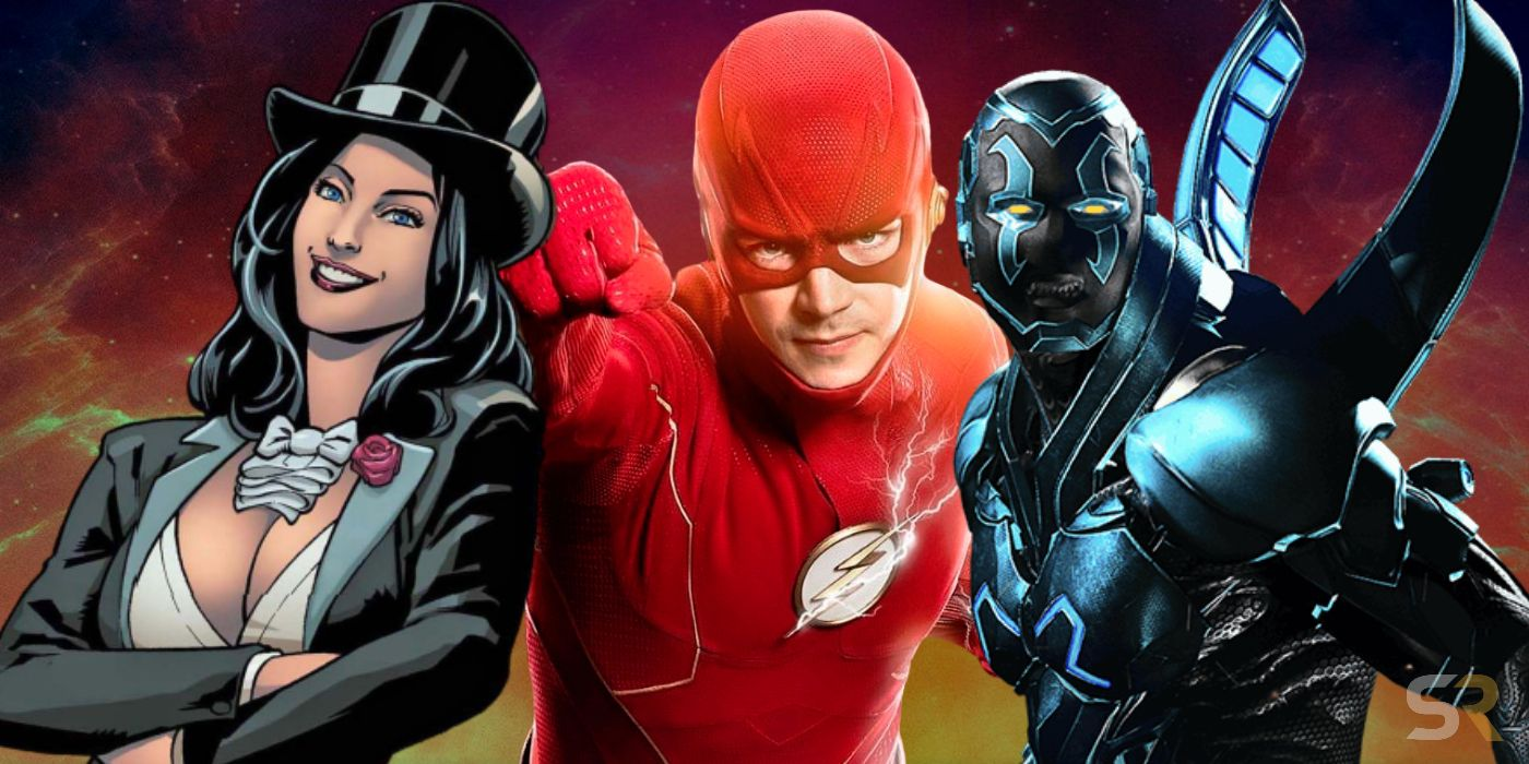 The Flash Dc Characters That Can Replace Elongated Man