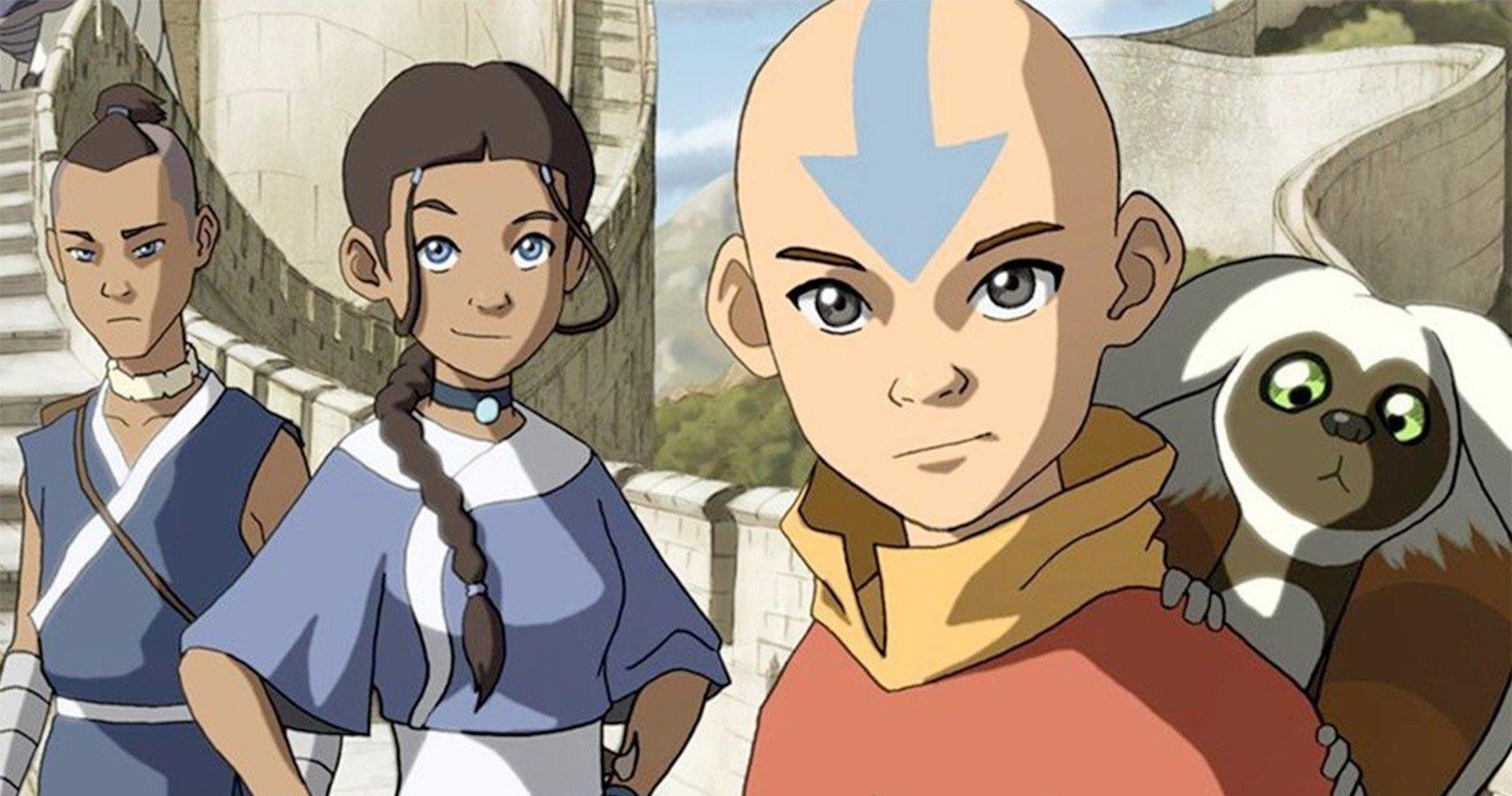 Afbeeldingen van Avatar The Last Airbender Book Air