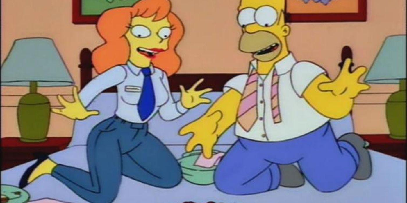 Os Simpsons: 10 melhores episódios da quinta temporada classificados (de acordo com o IMDB) 2