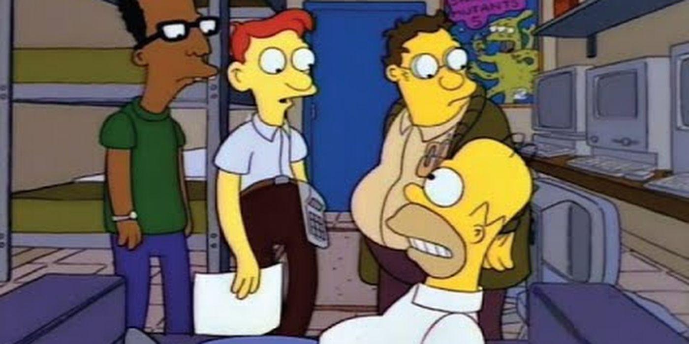 Os Simpsons: 10 melhores episódios da quinta temporada classificados (de acordo com o IMDB) 3