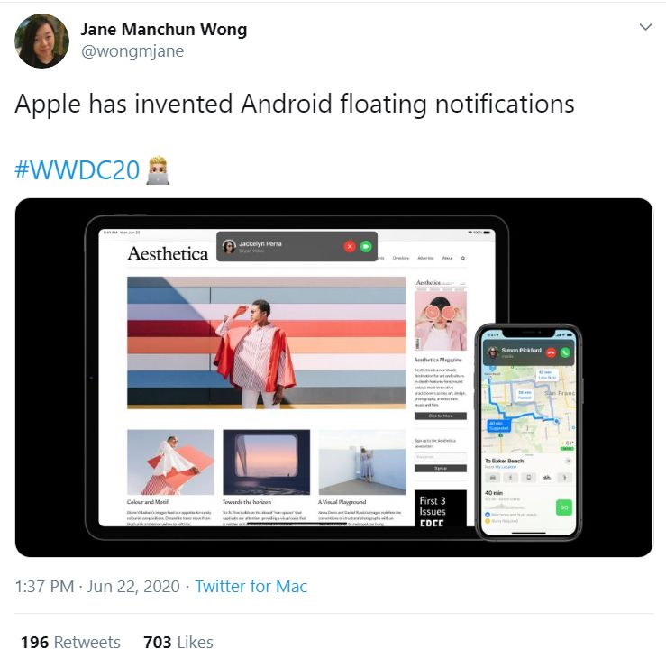 Apple Wwdc 2020 Funniest Twitter Reactions Memes By Android Users